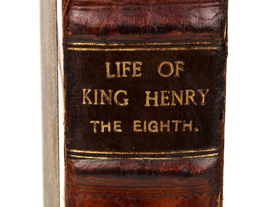 the life and rule of king henry viii Showtime hired a team of genealogists to find descendants of king henry viii i flew to england to meet up with them and see what they thought about their li.