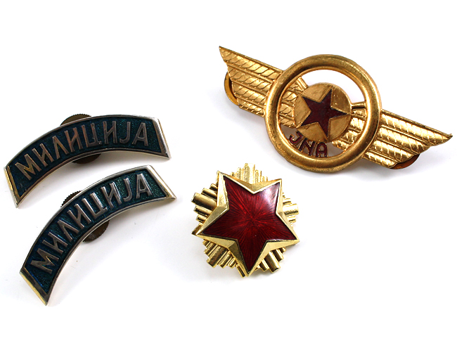 British Army Corps Lapel Badges AGC Badge RLC Badge RCT Badge RMP AAC RAMC Badge