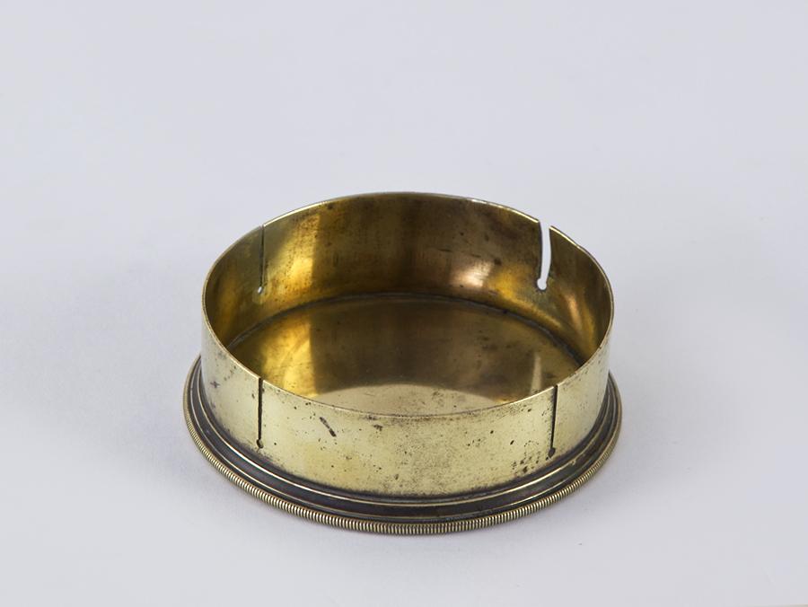 Brass Ring At Devon