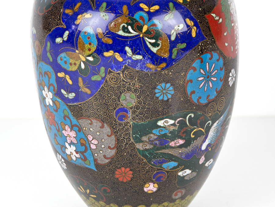 dating chinese cloisonne vases Shop for-and learn about-vintage and antique cloisonne  all asian antiques  the cloisonné object—be it a vase, .