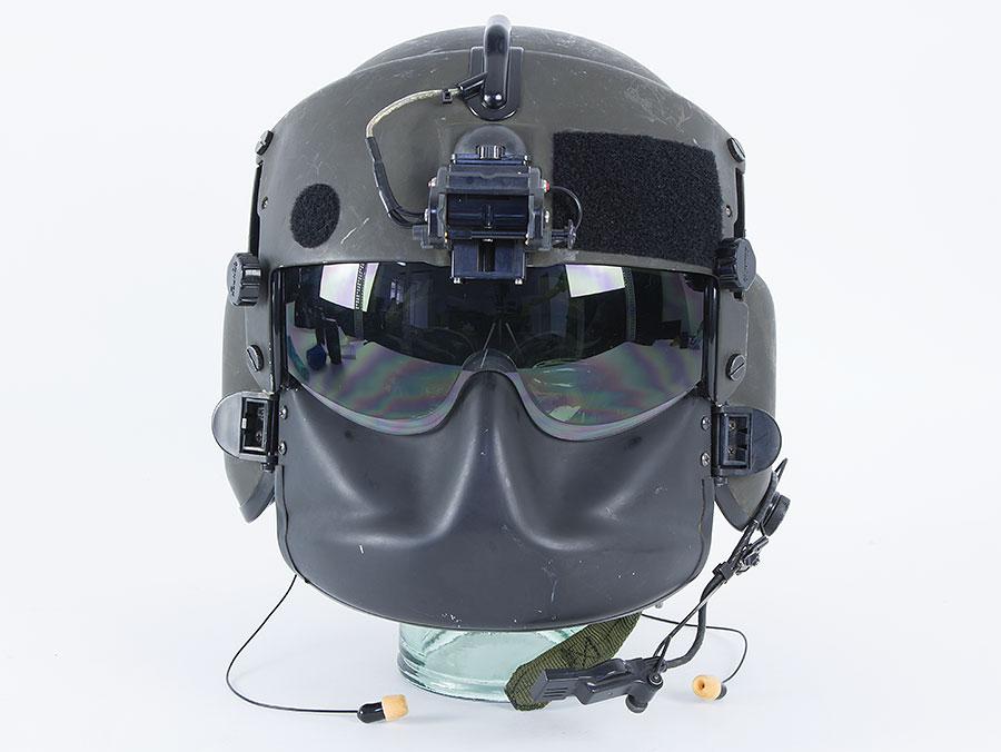 Robby Wilson Usa Gentex Hgu 56 P Helicopter Pilots Helmet