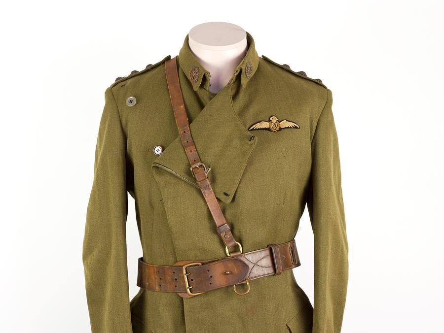 Wwi Model 1914 Royal Flying Corps Officer Uniform Ebay