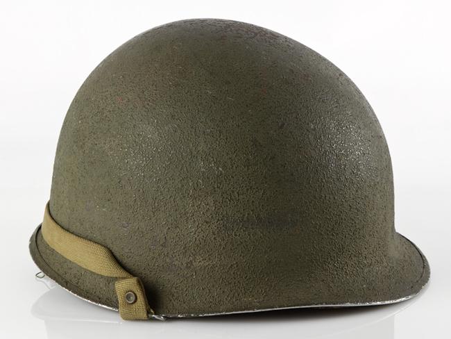Wwii Us Surgeon Major John K Lattimer Airborne Helmet Ebay
